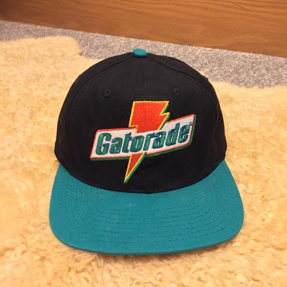 69bc6a507f5 Gatorade SnapBack Hat. M 5a821907f9e501bef4208c48